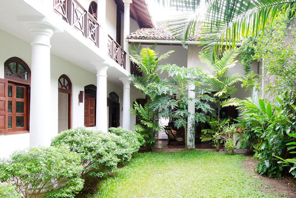 No 39 Lighthouse Street - Sri Lanka villa