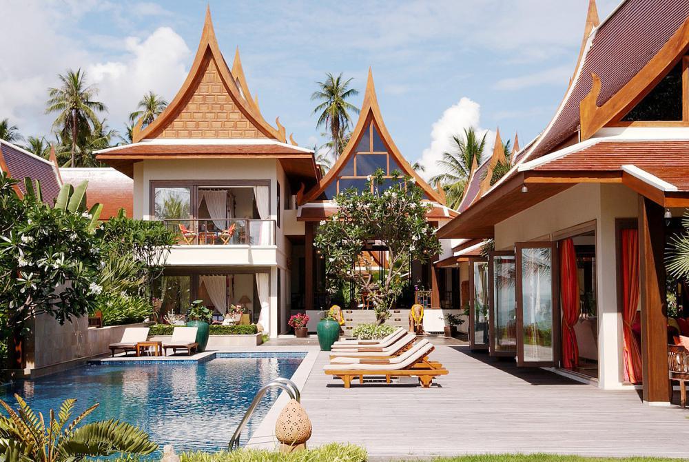 Baan Rattana Thep - Thailand villa