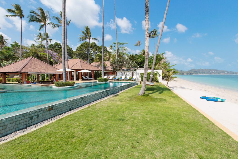 Ban Mekkala - Thailand villa