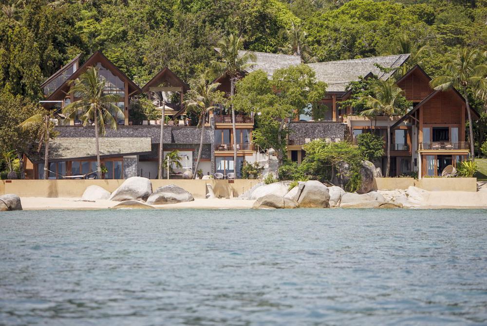 Baan Hinyai - Koh Samui villa