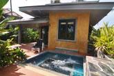 Garden Lodge Beach Villa