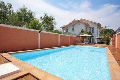 Jomtien Seaboard Villa