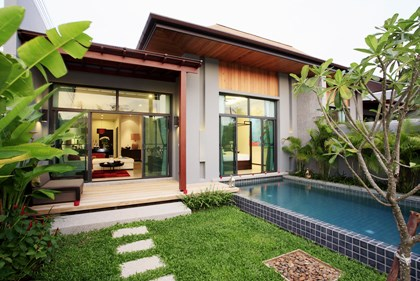 Two Villas Onyx Nai Harn
