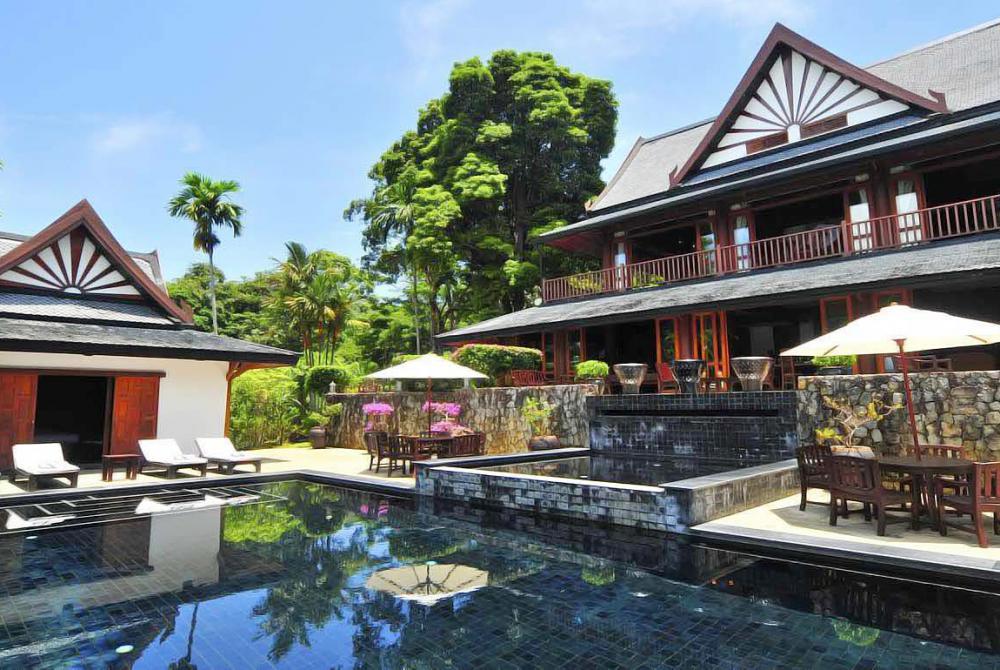 Naka Wanna Villa - Phuket villa