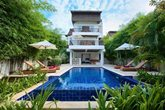 Sanctuary Seaview Villa 5
