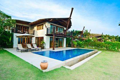 The Village Grand Beach 3 Bedrooms