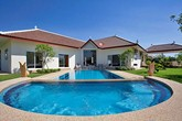 Villa Aromdee A - Pattaya villa