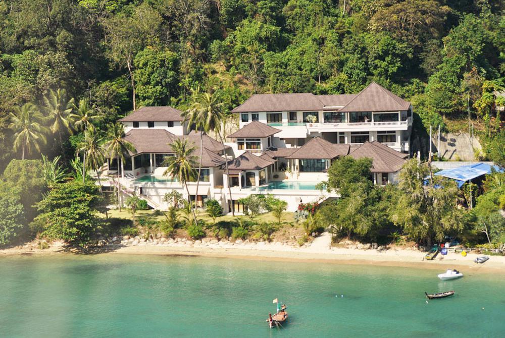 Taipan - Phuket villa
