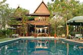 Away Hua Hin Thai House - Hua Hin villa