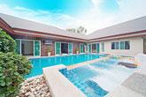 Baan Piam Sanook - Pattaya villa